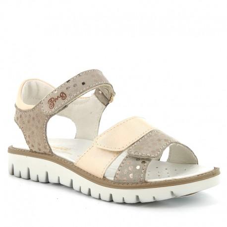 Sandały dla dziewczynek Primigi 5386611 beż