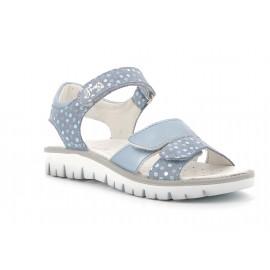 Sandały dziewczęce Primigi 5386622 Niebieski