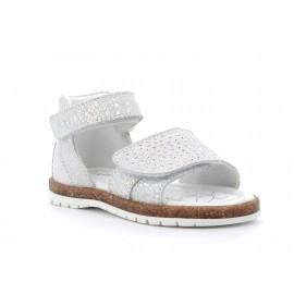 Sandały dziewczęce Primigi 5420100 Srebrny