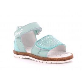 Sandały dziewczęce Primigi 5420111 Turkus