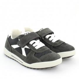 Sneakersy chłopięce IMAC 5319312-7004-1 szare