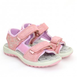 Sandały dziewczęce IMAC 5309501-7214-8 róż