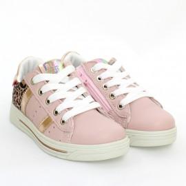 Dívčí tenisky IMAC 5304102-14116-8 růžové