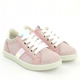 Sneakersy dziewczęce IMAC 5302902-72320-56 róż