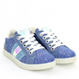 Sneakersy dziewczęce IMAC 5302901-72322-26 niebieski