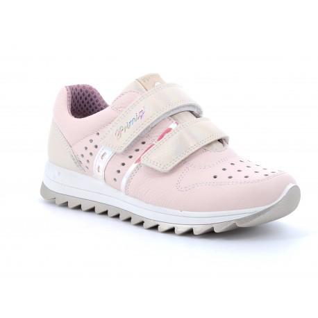 Sneakersy dla dziewczynki Primigi 5378511 róż