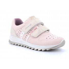 Sneakersy dla dziewczynki Primigi 5378511 różowe