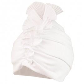 AIDA turban czapka dla dziewczynki Jamiks JWC139 kolor biały