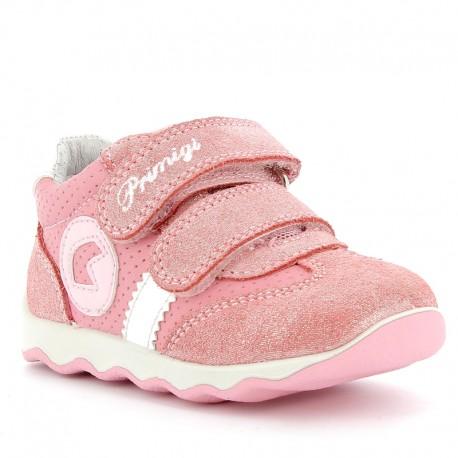 Sneakersy dziewczęce Primigi 5352911 różowy