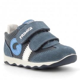 Buty sneakersy dla chłopca Primigi 5352922 granatowy