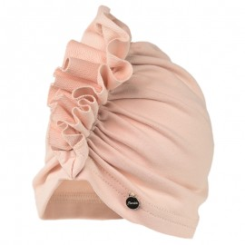 DORUDA turban Czapka dla dziewczynki Jamiks JWC138 kolor jasny róż