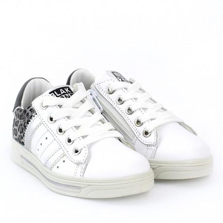 Sneakersy dziewczęce IMAC 5304100-1405-11 białe
