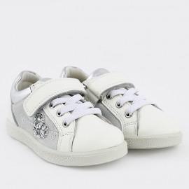 Sneakersy dziewczęce IMAC 5303102-26885-26 białe