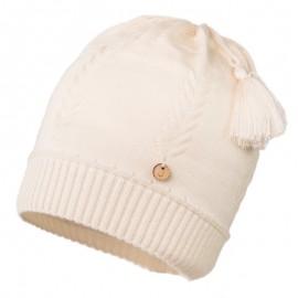 MAKITA czapka przejściowa dziewczęca Jamiks JWC147 kolor ekri