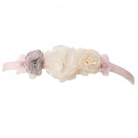 PASTELOVA Opaska elegancka dla dziewczynki Jamiks JLC090 kolor j.róż