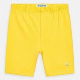 Getry krótkie dziewczęce Mayoral 3272-11 żółte