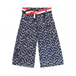 Dzianinowe spodnie dla dziewczynki Boboli 459200-9305 kolor kolorowy