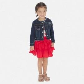 Spódnica dla dziewczynki Mayoral 3904-74 Czerwony