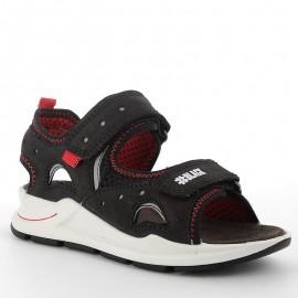 Sandały chłopięce Primigi 5394100 czarny