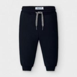 Długie spodnie chłopięce Mayoral 704-44 Granatowy