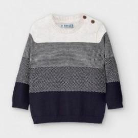 Sweter chłopięcy Mayoral 2344-95 granat
