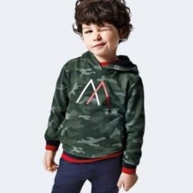 Dres dwuczęściowy dla chłopców Mayoral 4816-10 zielony