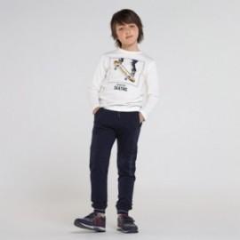 Spodnie dresowe chłopięce Mayoral 7529-15 Granatowy