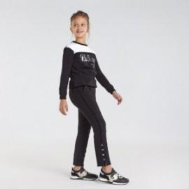 Dres sportowy dla dziewczynki Mayoral 7811-40 Czarny