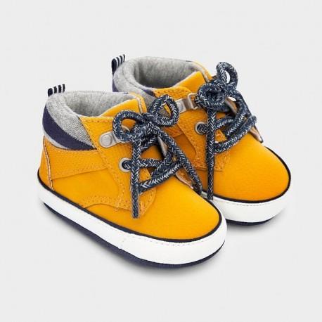 Buty sportowe chłopięce Mayoral 9334-78 żółte