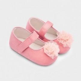 Buciki eleganckie dla dziewczynek Mayoral 9339-29 różowe