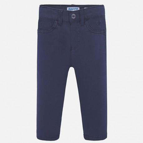 Spodnie slim fit chłopięce Mayoral 506-34 granat