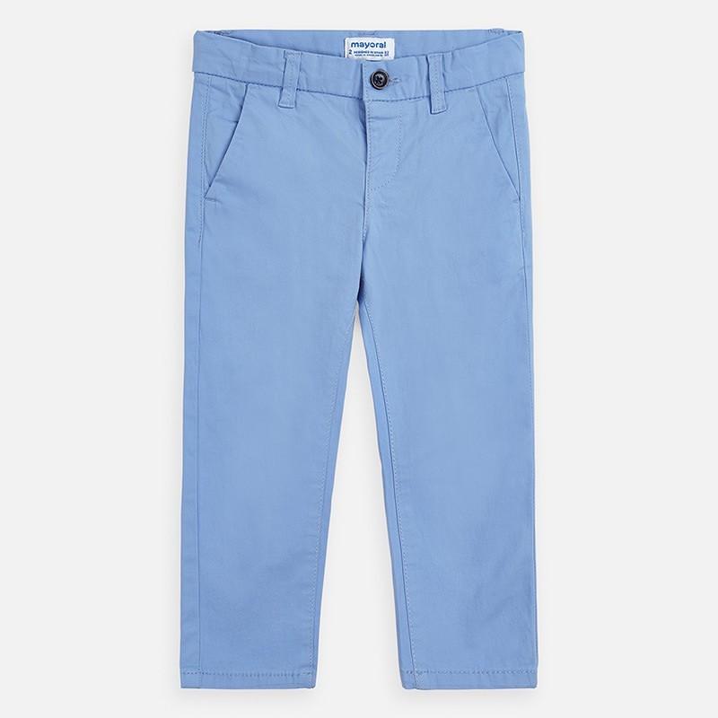 Spodnie eleganckie dla chłopca Mayoral 512-57 lawendowy