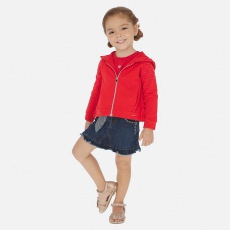Spódnica jeansowa dziewczęca Mayoral 3903-25 granat
