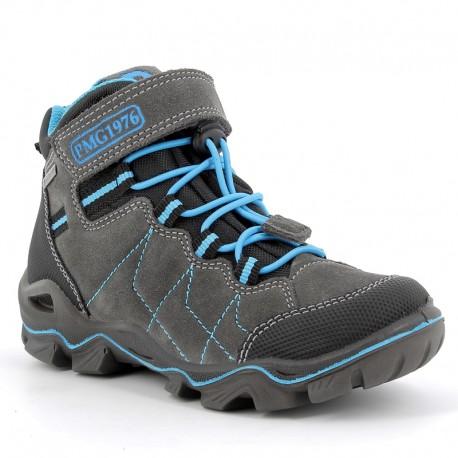 Sneakersy chłopięce Primigi 6398544 szare