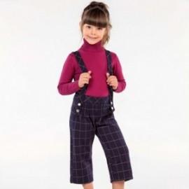 Spodnie kuloty dla dziewczynek Mayoral 4551-15 Granatowe