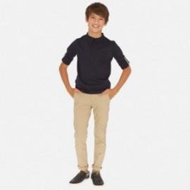 Spodnie klasyczne chłopięce Mayoral 530-15 Beżowy