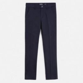 Spodnie klasyczne chłopięce Mayoral 530-19 Granatowy