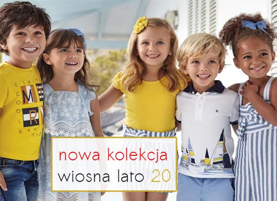 Mayoral nowa kolekcja WIOSNA 2020