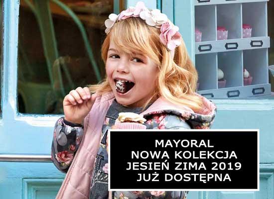Mayoral nowa kolekcja WIOSNA 2019