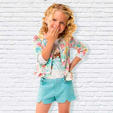 Mayoral Mini Girl